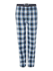 Hugo Boss Check pyjama trouser