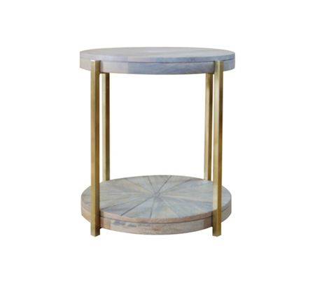 Living by Christiane Lemieux Casey side table