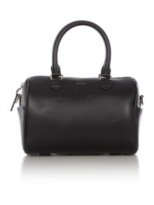 Paul Smith London Small black bowling bag