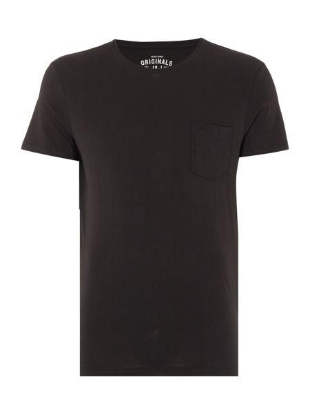Jack & Jones Plain Crew Neck Short Sleeve T-shirt