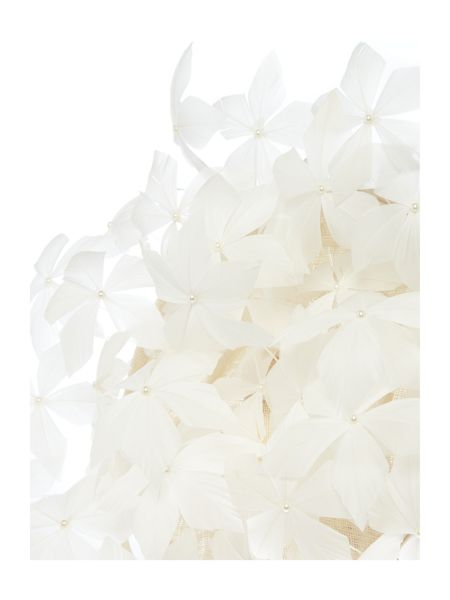 Suzanne Bettley Medium Floating Feather Headband