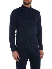 Armani Jeans Zip through jumper