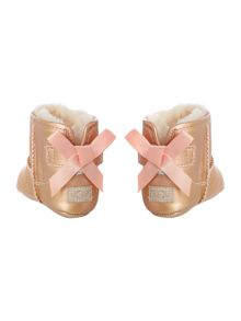 UGG Metallic Bow Detail Bootie