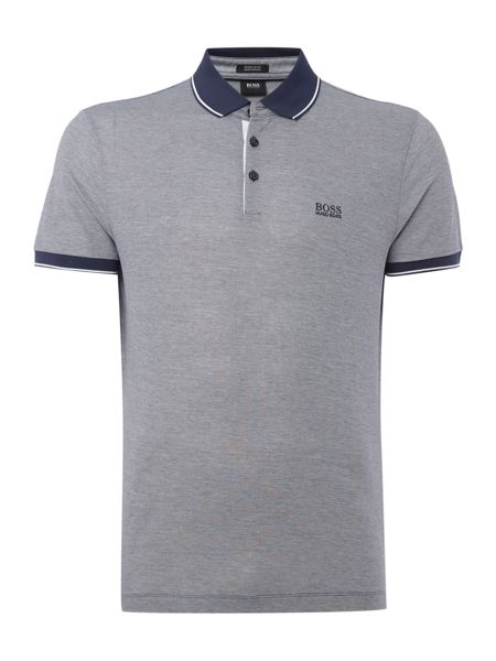 Hugo Boss Regular Fit Prout Mecerised Logo Polo