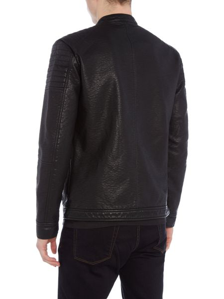 Jack & Jones PU Biker Jacket