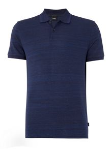 Hugo Boss Regular Fit Parlay Space Dye Polo