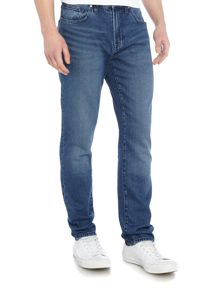 Waven Erik peel blue regular fit jean