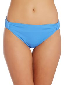 Dickins & Jones Blue tab side brief