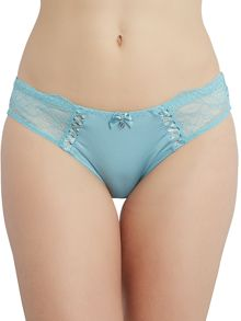 Marie Meili Curves clarissa lace brief