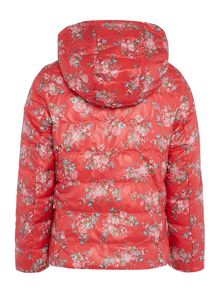 Benetton Girls Hooded jacket