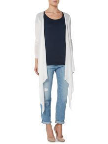 Hugo Boss Waterfall knit cardigan