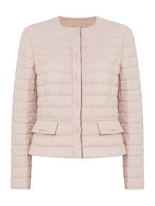 Hugo Boss Pinena Studded Lightweight Quilt Jacket