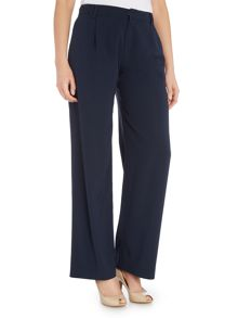 Hugo Boss Relaxed wide leg trousers