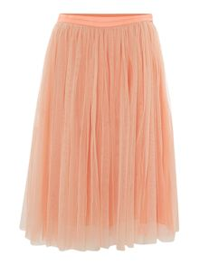 Needle and Thread Tulle midi skirt