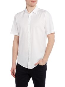 Hugo Boss Regular Fit Luka Short Sleeve Shirt