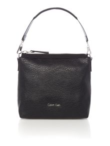 Calvin Klein Cathy black hobo bag