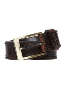 Ted Baker Cricket stitch belt