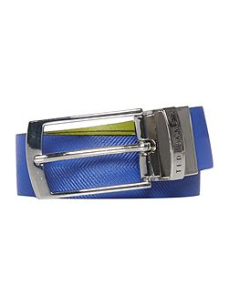 Reversable herringbone belt