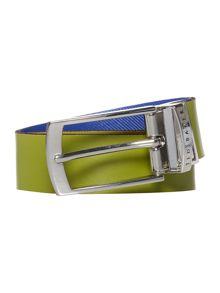 Ted Baker Reversable herringbone belt