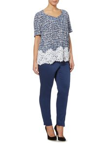 Marina Rinaldi Rock stretch legging