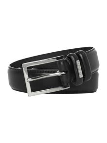 Ted Baker Contrast stitch formal belt