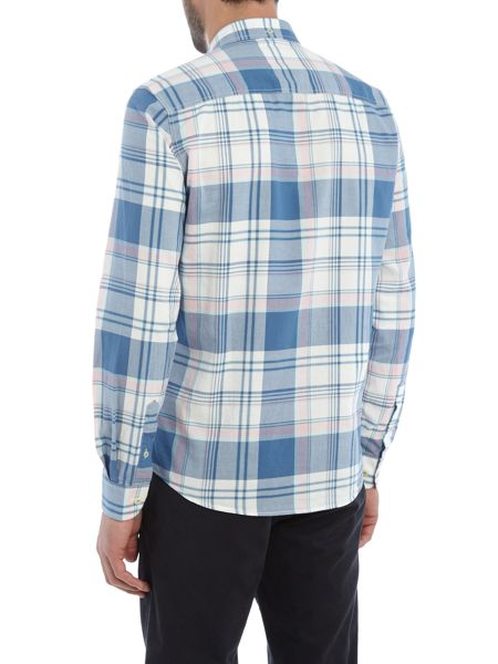 Duck and Cover Huffman ls shirt