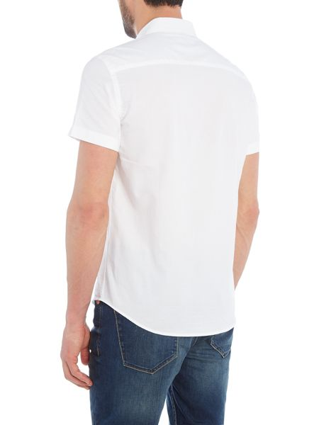 Duck and Cover Frigate Short Sleeve shirt