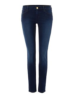 Stella low rise skinny jean in clean inky