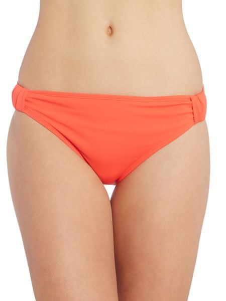 Dickins & Jones Coral tab side brief