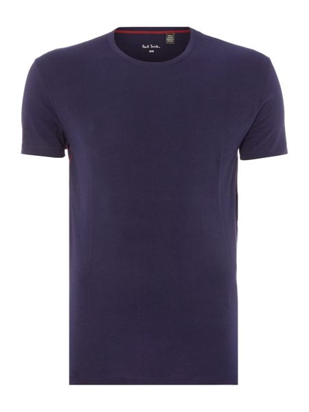 Paul Smith London Short sleeve crew neck pyjama t-shirt