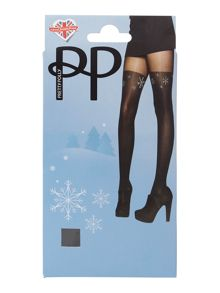 Pretty Polly Snowflake tight