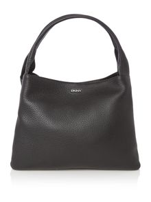 DKNY Tribeca black hobo bag