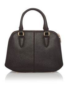 DKNY Chelsea black small satchel bag