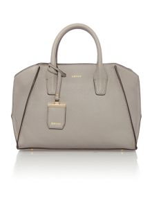 DKNY Chelsea grey medium satchel bag