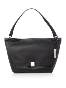 Kate black medium shoulder bag
