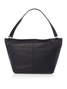 Calvin Klein Kate black medium shoulder bag