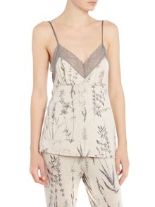 Linea Botanical Illustration Jersey Cami