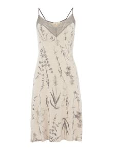 Linea BOTANICAL ILLUSTRATION JERSEY CHEMISE
