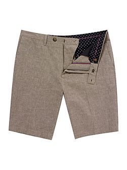 Crowley Linen Mix Short