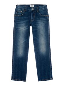 Boys Denim 5 Pocket Jeans