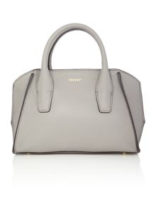 DKNY Chelsea grey mini satchel bag