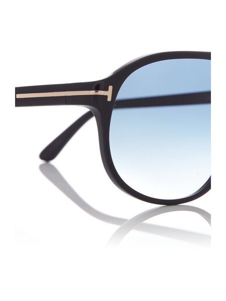 Tom Ford Sunglasses FT0447 JACOB aviator sunglasses