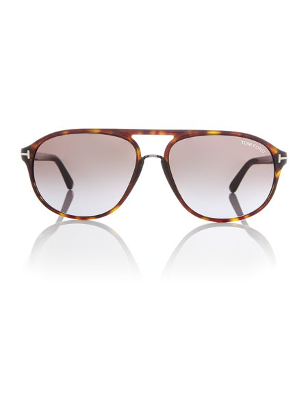 Tom Ford Sunglasses Brown aviator TR000708 sunglasses