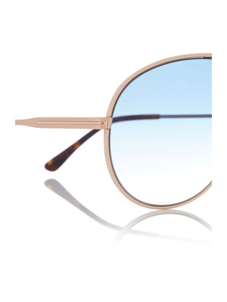 Tom Ford Sunglasses FT0450 CLIFF aviator sunglasses