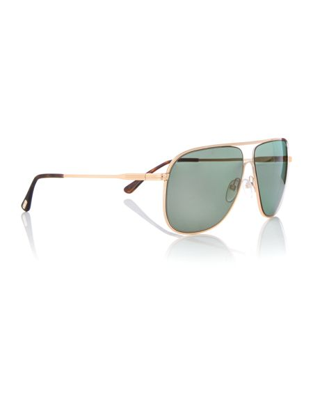 Tom Ford Sunglasses FT0451 pilot sunglasses
