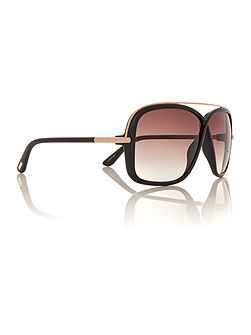 FT0455 BRENDA square sunglasses
