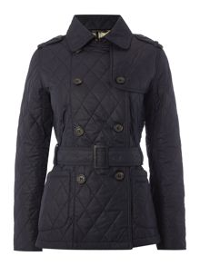 Barbour Alasdair quilt jacket