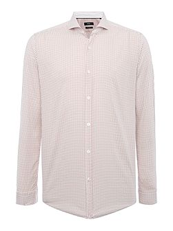 Lennie Regular Fit Geo Box Print Shirt