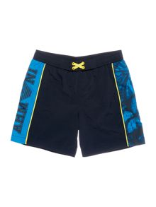 Armani Junior Boys Logo Swim Shorts