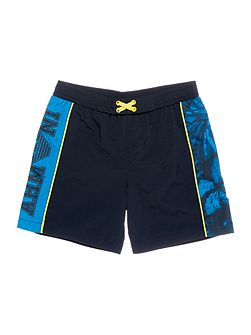 Boys Logo Swim Shorts